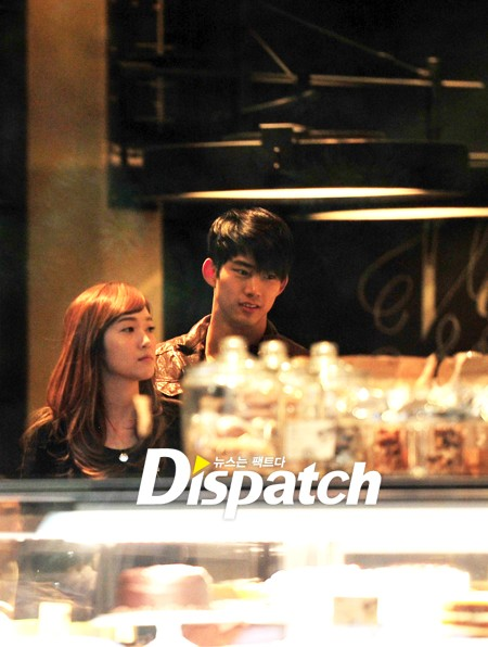 2pm dating snsd