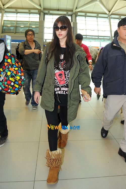 Official Korean Fashion  Airport Fashion Fx Victoria